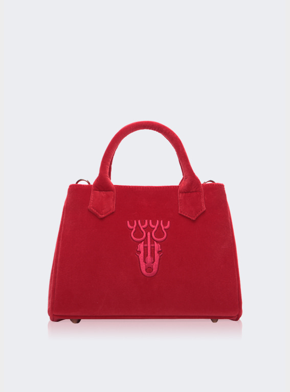 V Fan.C bag - Red