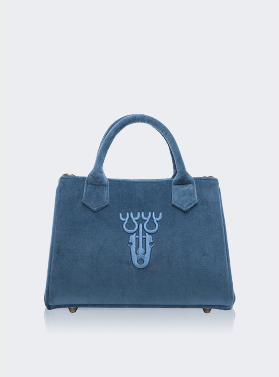 V Fan.C bag - Blue
